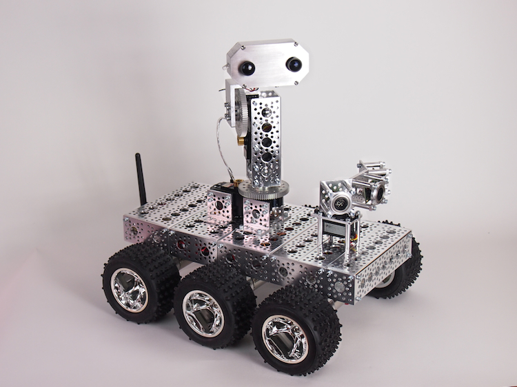 Actobot with HackHD 1