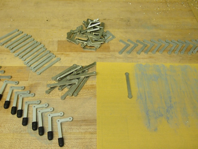 Aluminalis Linkage Parts
