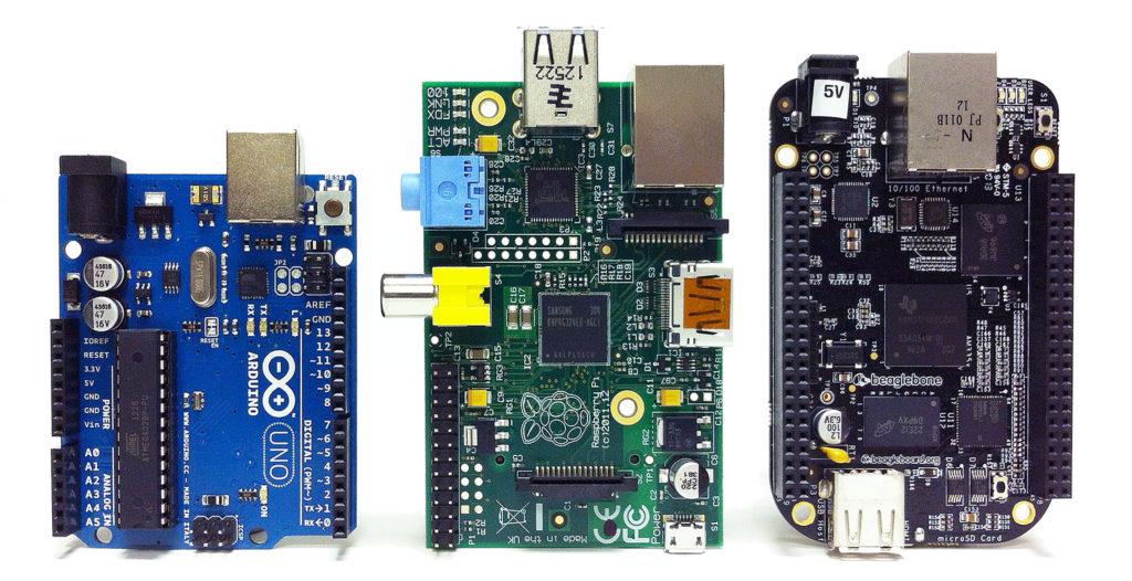 Arduino-v-BeagleBoneBlack