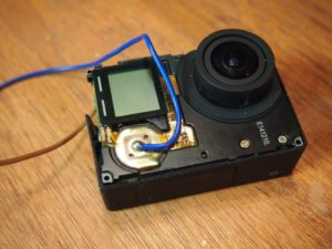 Hacking a GoPro for Wired Remote Control