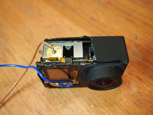 GoPro Hero 4 Wired Remote Control