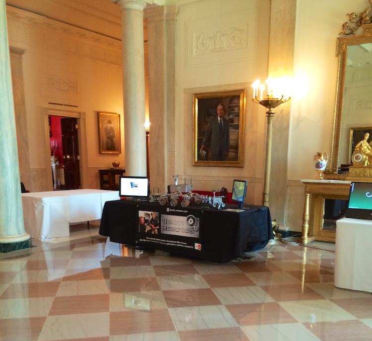 Beatty_Robotics_Exhibit_At_The_White_House