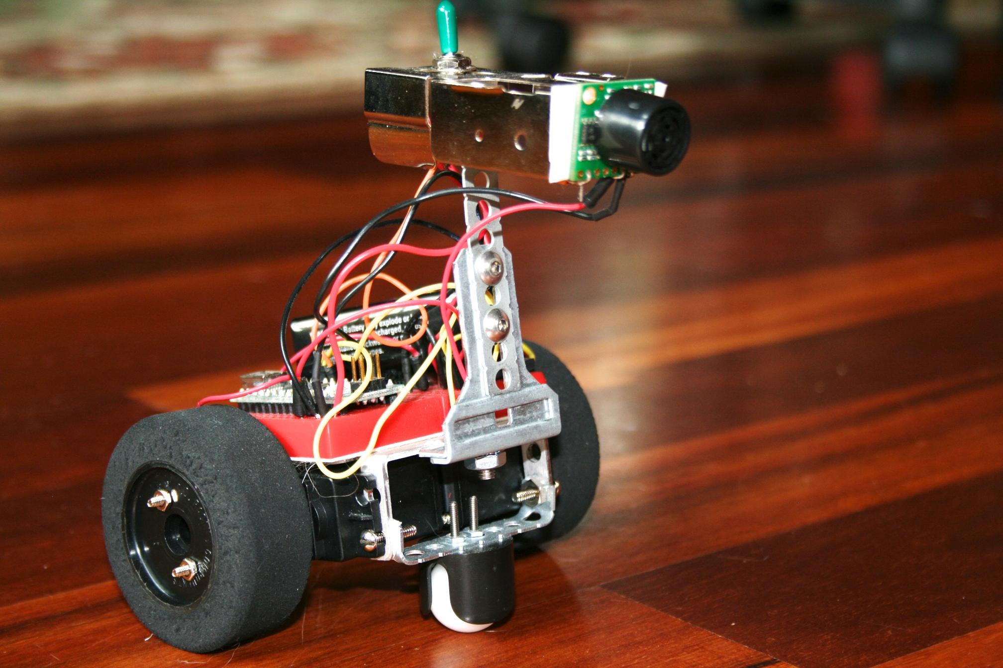 Our Smallest Robots
