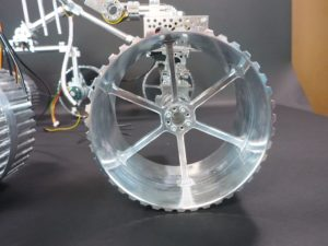 Lunar Rover Wheel