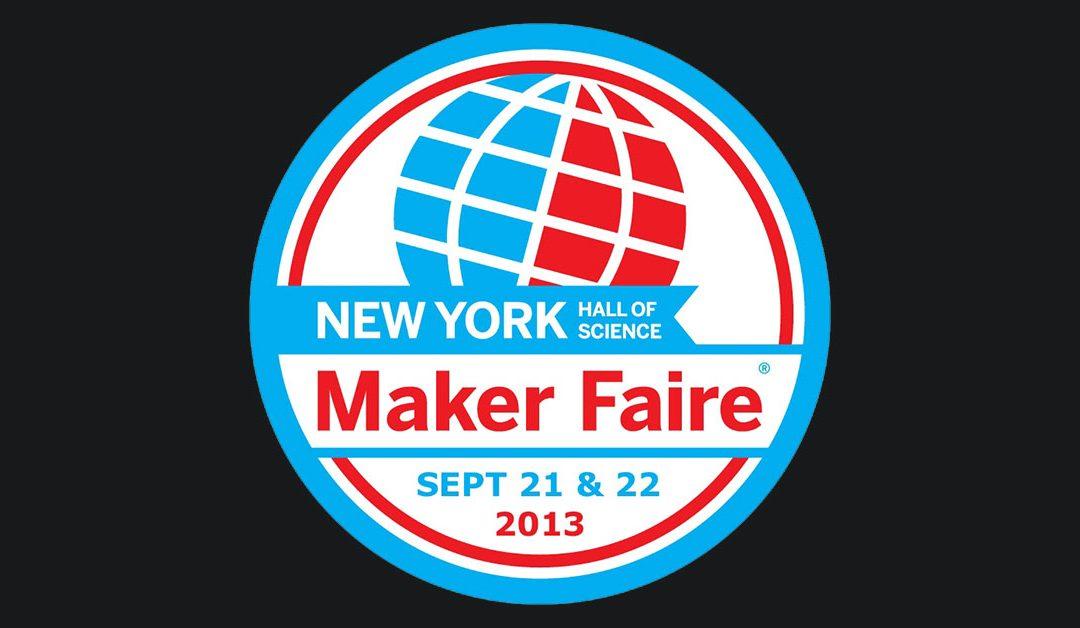 Beatty Robotics receives Editor's Choice Award at World MakerFaire 2013