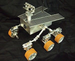Mars Rover <br> New York Hall of Science