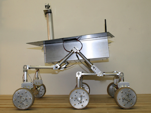 Spirit II Mars Rover