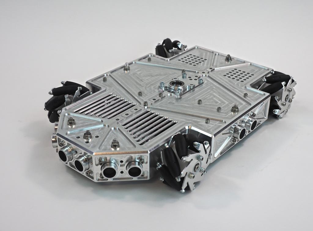 Metalbot – Work-in-Process
