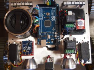 Using the SOMO-II MP3 Module with Arduino