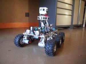 6WD Rover Robot