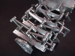 Aluminalis Kinetic Test