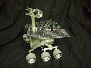 Mini Mars Rover
