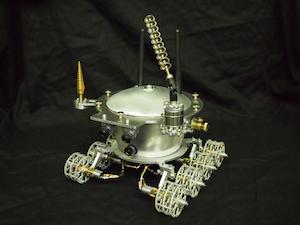 Lunokhod Russian Lunar Rover