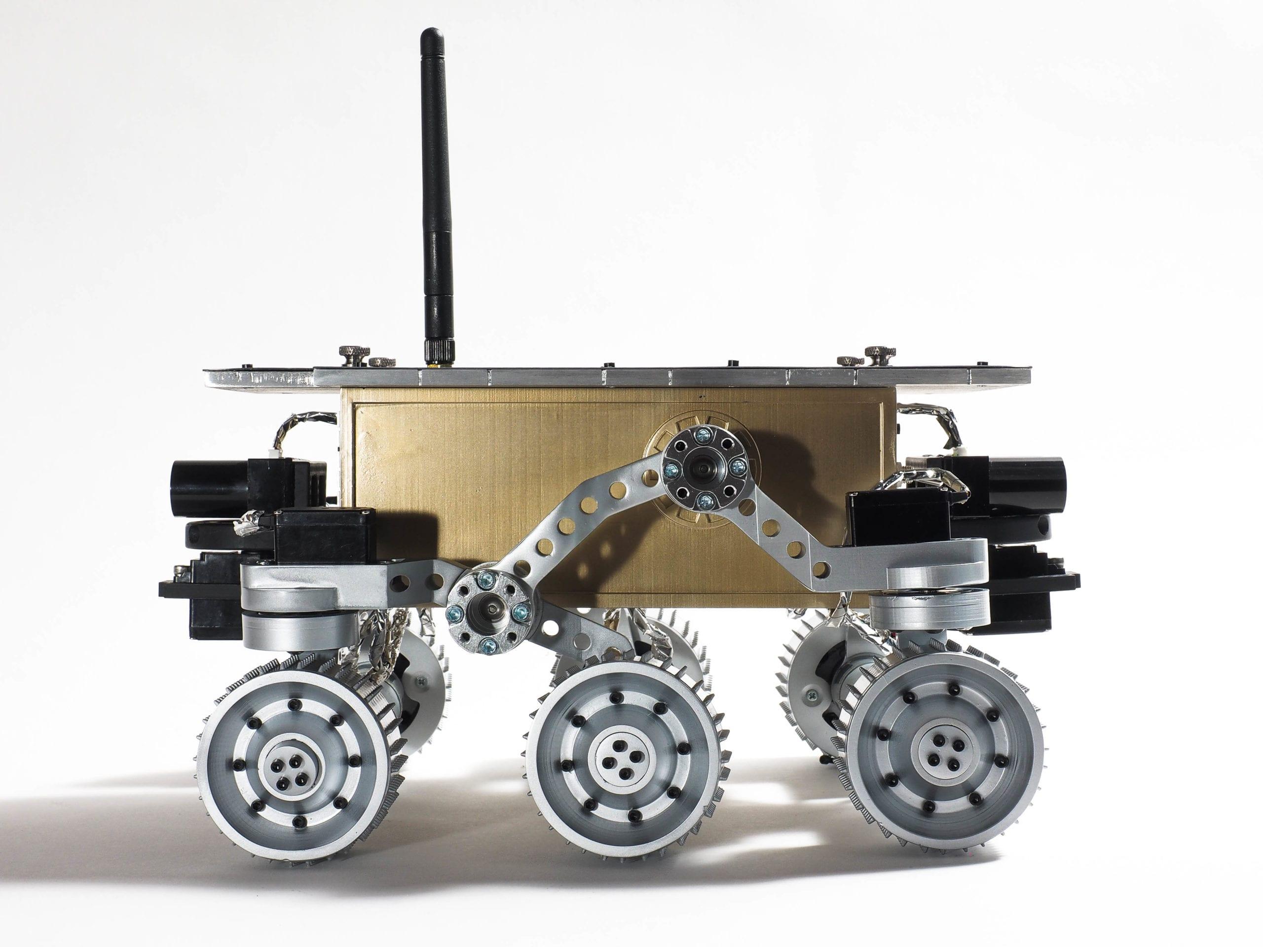 Sojourner Mars Rover