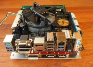 Mini CAD System