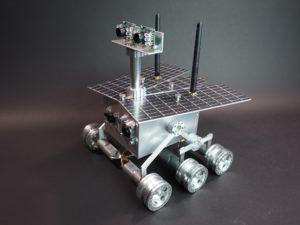 Kuala Lumpur Mini Mars Rover